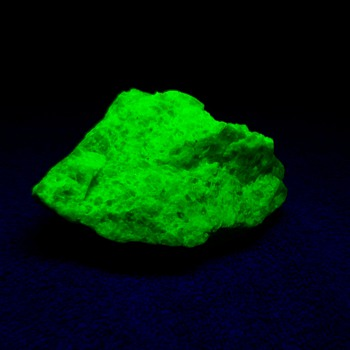 Gemmy Willemite Franklin NJ Fluorescent Mineral (Family Collection)