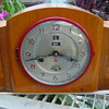 1945 - 50&#039;s Chinese Day and Date clock with Military Time Display