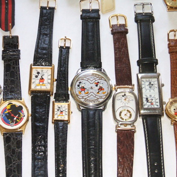 Sorting Through The Closet - Wristwatches