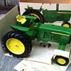 1972 NIB ERTL John Deere 3020 Row-Crop Tractor