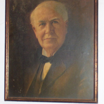 Edison Photo 16 x 20