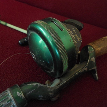 The Citation Fishing Reel by Johnson