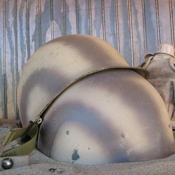UAE SAUDI M1 Desert Camo helmet