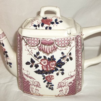 Tea Anyone? I'm thinking vintage English teapot? - Kitchen