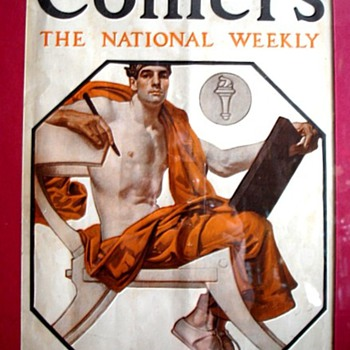 THE LEYENDECKER BROTHERS: THE GREAT COVERS. - Advertising