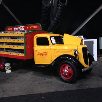 Coca-Cola at Barrett-Jackson 1 of 2 - Coca-Cola