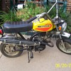 1972 AMF-Harley Davidson Shortster