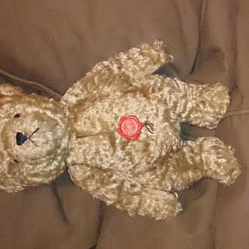 original Hermann teddy
