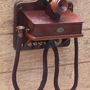 My Gower-Bell.   - Telephones