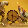 Jema Holland (425) Parrot Clock