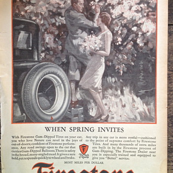 Firestone Ad - Advertising