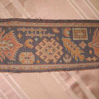 Vintage Tapestry Boarder