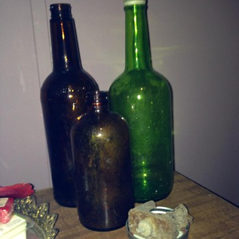 Amateur Findings in Eastover, NC - Bottles