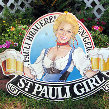 St. Pauli Girl - Signs