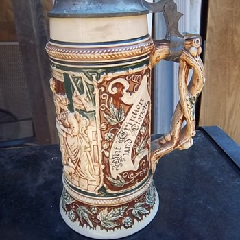 help with this stein  please?