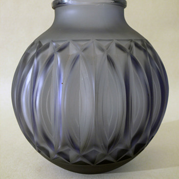 marius ernest sabino vase