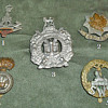 Badges for all 1914 British Line Infantry Regiments, Part 3