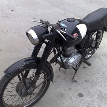 Mondial 125cc 1958 italian