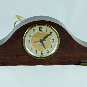 Seth Thomas Mantel Clock ID help