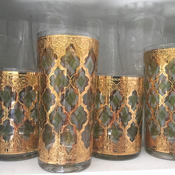 Culver glasses - Glassware