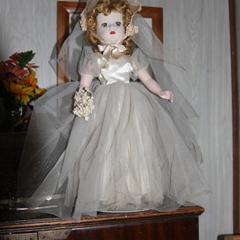 Wendy - Bride - Dolls