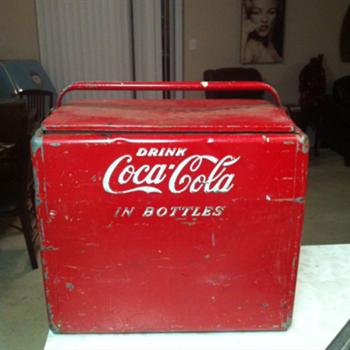 Coca Coler Cavalier Cooler