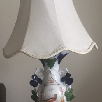Grandmother's Favorite Lamp - Lamps