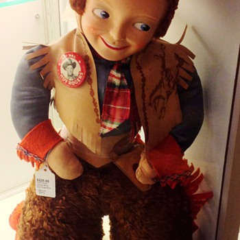 Roy Rogers Doll - Dolls