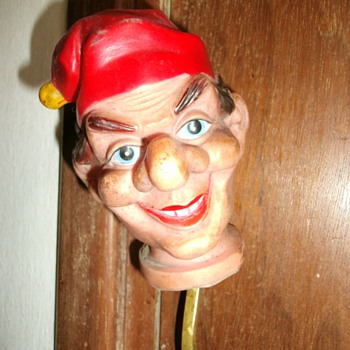 Vintage Puppet head.