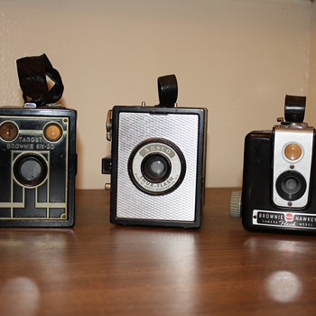 Antique Camera Collection - Cameras