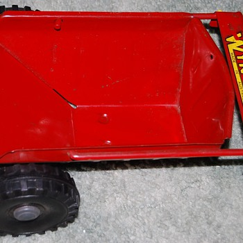 Wyn Toy Tip Trailer - Model Cars