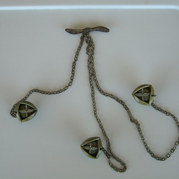 Old military styled jewelry