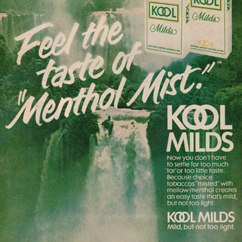 1979 - KOOL Cigarettes Advertisement