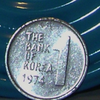 Korean Coin - World Coins