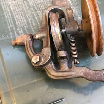 J & K pulley 13 N double pulley