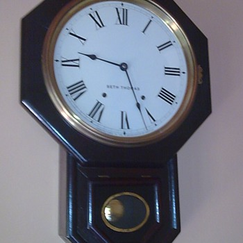 My Grand Fathers Clock ( Seth Thomas )