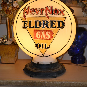 Nevr Nox Eldred Gas & Oil - Petroliana