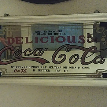 Coca Cola Signs