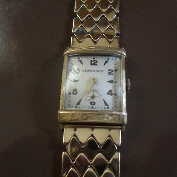 Watch Info Please Longines (Wittnauer?)
