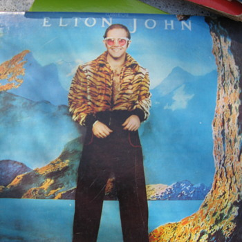 Elton John...