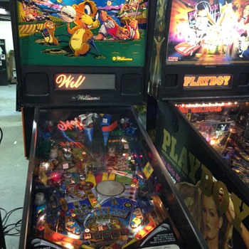 1997 No Good Go(l)fers Pinball machine