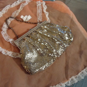 My Grandma's Whiting & Davis Mesh Bag - Bags