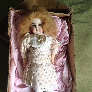 ancient doll