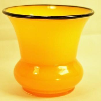 Loetz Tango Vase  PN III-164.