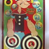 Popeye Dart Board