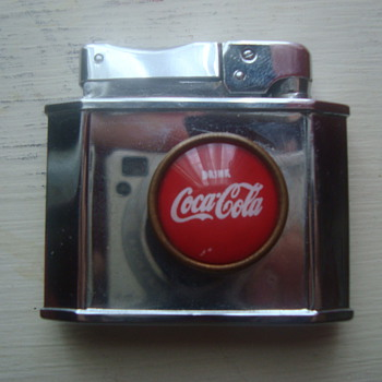 Coca-Cola items - Coca-Cola