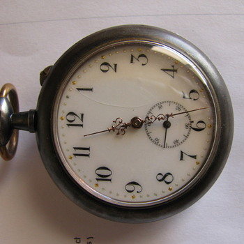 Brevet Pocket Watch