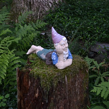 Three More Gnomes and an Old Snail