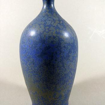 lazlo dudas studio vase - Art Pottery