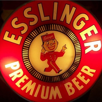 Lighted Beer Sign - Breweriana